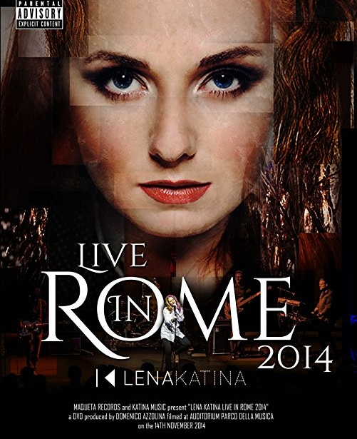 We're happy to announce new DVD «Live in Rome 2014»